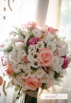 Lumânări căsătorie | Nuova Idea Floral Wreath, Wreaths, Rose, Flowers, Plants, Home Decor, Flower Crowns, Pink, Door Wreaths
