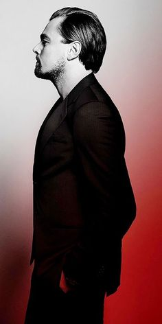 Leonardo DiCaprio by Yu Tsai #celebrities