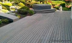 Work in Progress – Deck Restoration Painted Decks, Restoration, Outdoor Decor