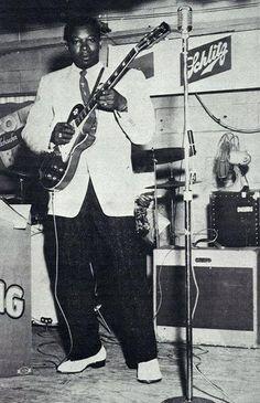 1950's B.B. King gear - The Gear Page