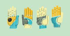 #illustration #hands in Illustration