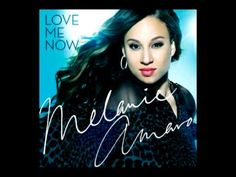 Melanie Amaro - Love Me Now (audio)
