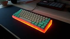 A little light at night : MechanicalKeyboards