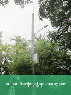 Globe Telecom Unveiled To First Use of Outdoor Distributed Antenna System (ODAS) - MabZiCLe