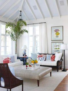 Coastal Style: An Invite To The Hamptons