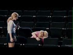 If you have not seen Pitch perfect 1 this is hilarious section of Pitch perfect horozontal running