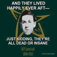 Lovecraft - A True Story