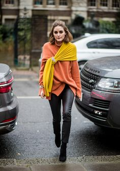 February 19, 2018 | Olivia Palermo is always setting trends on the streets. Scroll through the stylish star's best looks ever.