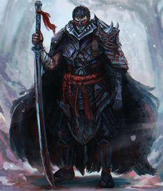Samurai Guts by anniechromes | Berserk | Know Your Meme Berserk, Manga Art, Manga Anime, Anime Art, Armor Concept, Concept Art, Fantasy Character Design, Character Art, Dark Fantasy