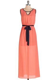 Stunning at Sundown Dress #ModCloth #Maxi #Ad *Gorgeous