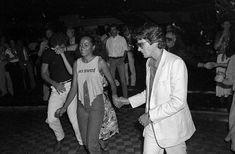 Diana Ross & Richard Gere at Studio 54.