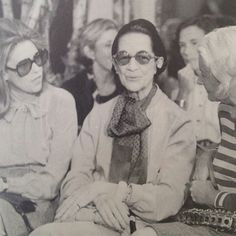 Louise Grunwald, Vreeland and C.Z. Guest