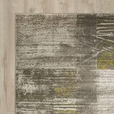 Found it at Wayfair - Chartwell Gray/Olive Area Rug