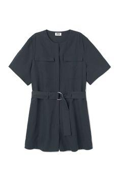 Weekday image 1 of Pingis Jumpsuit in Black