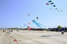 Kitefest at Wasaga Beach.