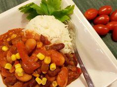 Chili sin carne – Nadjaskitchen.se 1sp