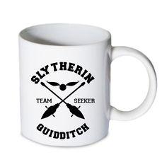 Slytherin Harry Potter Mug Coffee Tea Mug 11oz Gift Cup Ceramic Quote Mug