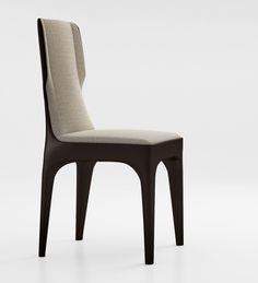 Giorgetti Tiche Chair 3D Model - 3D Model