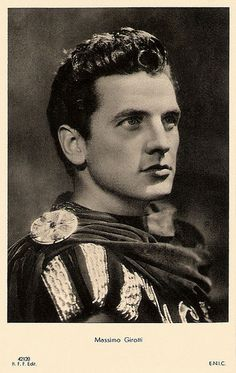 Massimo Girotti.