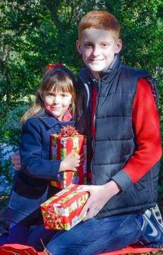 Nathan and Georgia