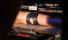 A Robotic Tattoo Machine Made From A 3D Printer | http://www.hashslush.com/robotic-tattoo-machine-made-3d-printer/ | #TECH