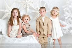 Lookie Loo Photography: White Christmas for Borrow Mini Couture