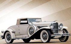 1929 Duesenberg J Convertible