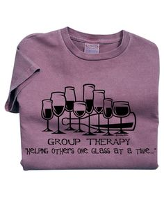 Nothing says relaxing quite like our soft wine-dyed crew neck t-shirts. Crazy Shirts is your source for wine dyed t-shirts. Shirt Pins, Crew Neck Shirt, Dye T Shirt, Crazy Shirts, Wine, Sweatshirts, Classic, Sweaters, Therapy
