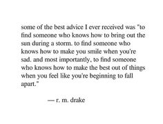 Instead of people that make everything harder or about themselves when you're down. People that drain all of your energy with their negative, self-absorbed garbage. Favorite Words, Favorite Quotes, Best Quotes, Meaningful Quotes, Inspirational Quotes, R M Drake, Drake Quotes, Karma, Cute Quotes