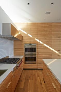 Noe Residence - Picture gallery #architecture #interiordesign #kitchen #wood