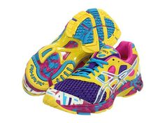 Love these...I have the pink and orange pair...but I think these will have to be added to my running attire very soon!!
