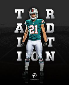 Miami Dolphins Throwback Posters on Behance