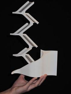 A prototype design feature of part of our balustrade Arch Model, Van, Studio, Design, Brandenburg, Vans, Design Comics, Study