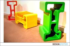 Rotational Moulded Furniture