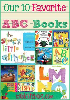 As a homeschool parent, some of my favorite memories involve having one of my kiddos curled up in my lap with an alphabet book in hand.  Those ABC books pack a lot of punch in their often short pages!  For us, our time with alphabet books have helped with letter recognition and[Read more]