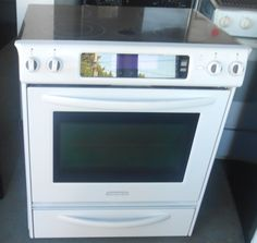 Appliance City   KitchenAid Architect Series II Electric Range Slide In ,  $649.00 (http: