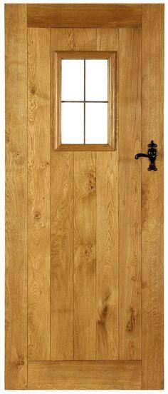 OX Bow External Solid Oak DoorSolid Oak Mexicano Contemporary External Door   Solid oak doors  . Contemporary Oak External Doors Uk. Home Design Ideas