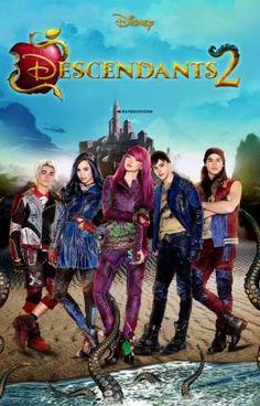Descendants 2 Coming Soon July On Disney Channel Descendants Wicked World, Disney Channel Movies, Disney Channel Descendants, Descendants Cast, Disney Movies, Descendants Costumes, Cameron Boyce, Dreamworks, Pixar