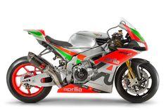 Racing Cafè: Aprilia RSV4 R-FW Misano 2016