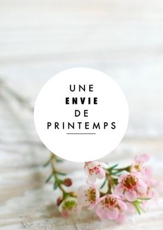 Printemps #phoster by lespetitesrobesnoires.com