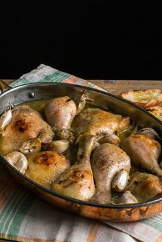 NYT Cooking: 22 Classic Chicken Dishes You Should Know