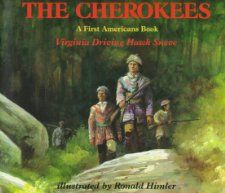 southeast group (Cherokee) info book w/ creation legend