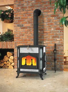 Shops, Stove and Cast iron stove on Pinterest