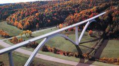 Natchez Trace Parkway Arches image 3