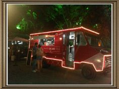 The best foodtruck in Monterrey La Rue