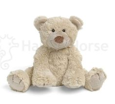 A beautifully soft and cuddly Musical Toy Teddy Bear. Bear Boogy has a very cheeky little grin and gorgeous floppy arms and legs; just pull his little tail for a soothing tune. Best of all for Mums Bear Boogy is machine washable at 30 degrees.