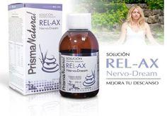 """SOLUCIONES RELAX (250 ml)  Mejora tu descanso""""  Solución Liquida específicamente formulada para equilibrar el sistema nervioso, la conciliación y la calidad del sueño."""