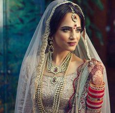 Beautiful indian/pakistani bridal jewellry