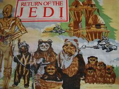 Bed Sheets, Pillow Cases, Star Wars, Comic Books, Comics, Cover, Shop, Etsy, Vintage