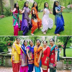 Parts of Turla or Torla, Pang Baisakhi Festival, Festival Dress, Punjab Festivals, New Years Traditions, Costumes Around The World, North India, Traditional Dresses, Sari, Culture